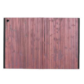 Alte rote plankd Scheunenwand