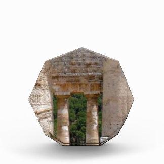 alte Ruinen des Steins Auszeichnung