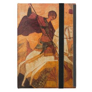 Alte russische Ikone von St George iPad Mini Hülle