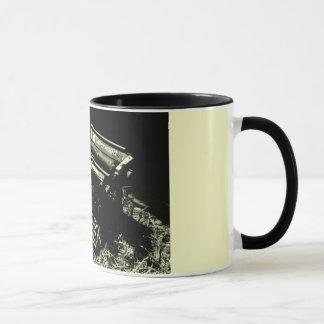 alte Schreibmaschinen-Tasse Tasse