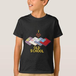 alte Schuldiskette T-Shirt