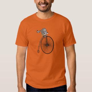 alte Schule biker.png T-Shirts