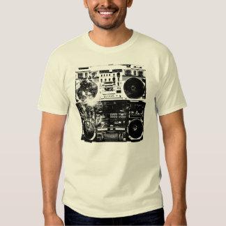 Alte Schule Boomboxes Hemden