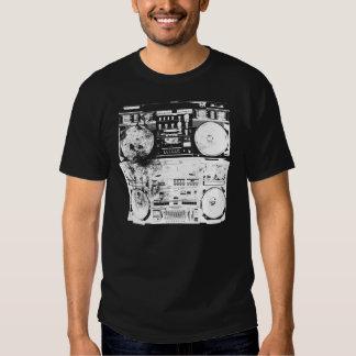 Alte Schule Boomboxes T-shirt