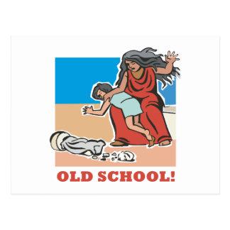 Alte Schule Postkarte