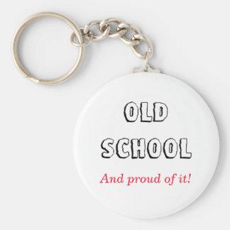 Alte Schule Schlüsselanhänger