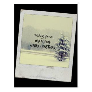 Alte Schulfrohe Weihnachten Postkarte