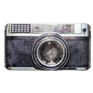 Alte schwarze Kamera iPod Case-Mate Hüllen