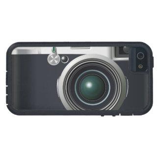 Alte schwarze Kamera iPhone 5 Hülle