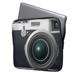 Alte schwarze Kamera Laptop Sleeve
