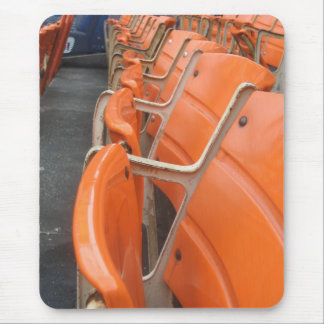 Alte Shea Stadium-Sitze Mousepad