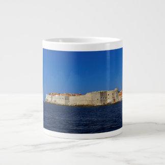 Alte Stadt Dubrovniks, Kroatien Jumbo-Tasse