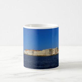 Alte Stadt Dubrovniks, Kroatien Kaffeetasse