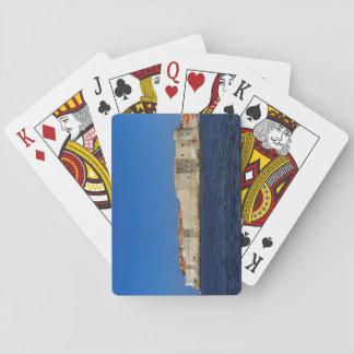Alte Stadt Dubrovniks, Kroatien Spielkarten