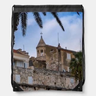 Alte Stadt, Spalte, Kroatien Turnbeutel
