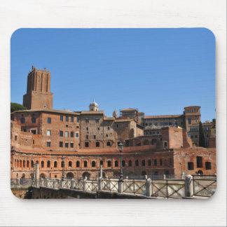 Alte Stadt von Rom, Italien Mousepads