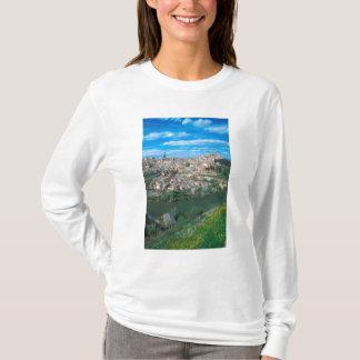 Alte Stadt von Toledo, Spanien T-Shirt