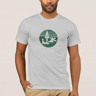 Alte Stadt von Toronto-Parks und von T-Shirt