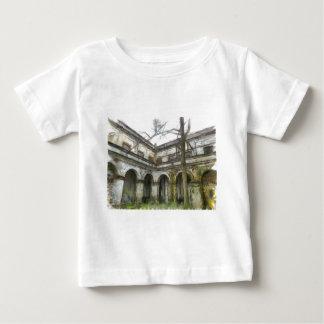 Alte Struktur Baby T-shirt