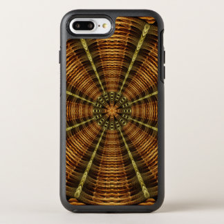 Alte Tempel-Mandala OtterBox Symmetry iPhone 8 Plus/7 Plus Hülle
