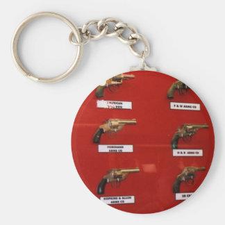Alte Westc$sechs-tireur Schlüsselanhänger