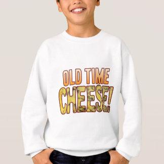 Alte Zeit-Blauschimmelkäse Sweatshirt