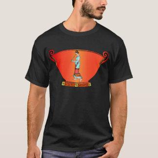 Alte Zivilisation, Entwürfe von den Tonwaren T-Shirt