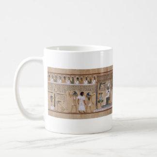 Alter Ägypter Kaffeetasse