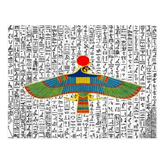 Agyptischer Gott Horus