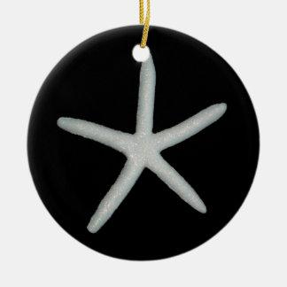 """Alter ägyptischer Stern oder """"Seba """" Rundes Keramik Ornament"""