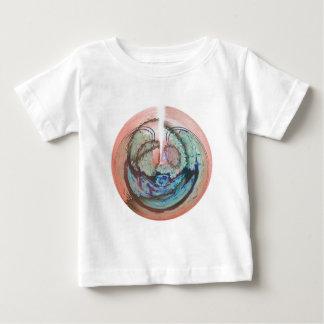 Alter Anhänger des Wissens 4 Baby T-shirt
