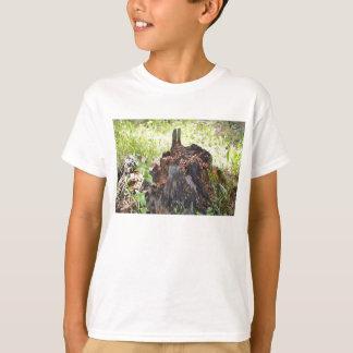 Alter Baum-Stumpf T-Shirt