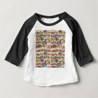 Alter Comicstreifen Baby T-shirt