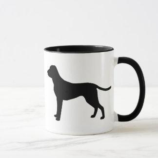 Alter dänischer Zeigehund Tasse