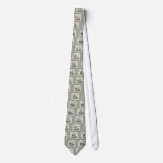 Alter der Segel Personalisierte Krawatte