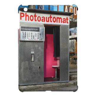 Alter Fotostand 001, Berlin iPad Mini Hülle