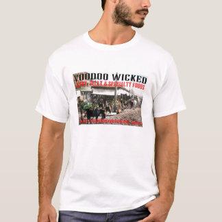Alter französischer Markt 2 Voodoo-böser New T-Shirt