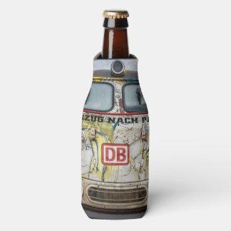 Alter Graffiti-LKW Flaschenkühler