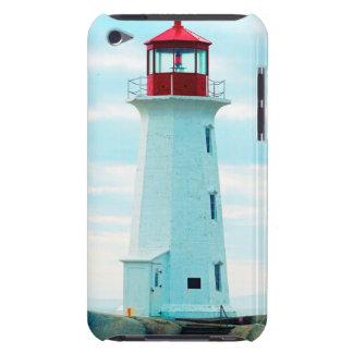 Alter Leuchtturm, blauer Ozean, See, nautisch Barely There iPod Case