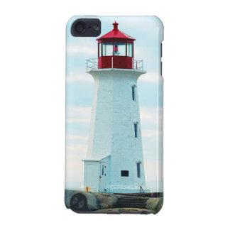 Alter Leuchtturm, blauer Ozean, See, nautisch iPod Touch 5G Hülle