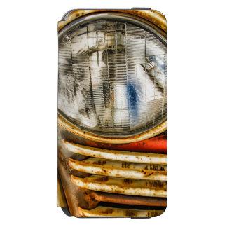 Alter LKW-Entwurf Incipio Watson™ iPhone 6 Geldbörsen Hülle