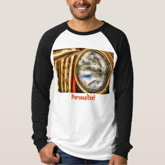 Alter LKW-Entwurf T-Shirt