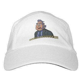 Alter Mann-Hut Headsweats Kappe
