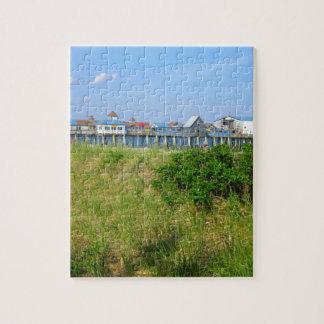 Alter Obstgarten-Strand Puzzle
