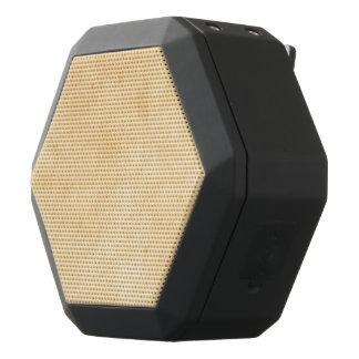 Alter Pergament-Hintergrund befleckter Schwarze Bluetooth Lautsprecher