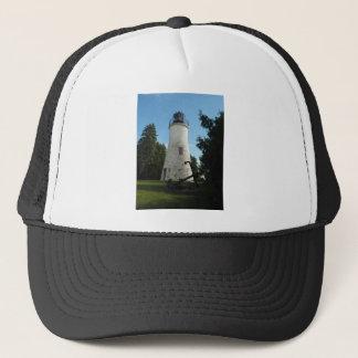 Alter Presque Insel-Leuchtturm Truckerkappe