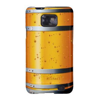 Alter Retro Kasten der Bier-Fass-Galaxie-S2 Samsung Galaxy SII Cover