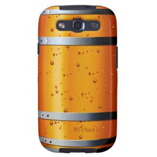 Alter Retro Kasten der Bier-Fass-Galaxie-S3 Galaxy S3 Etui