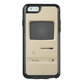 Alter Retro PC Computer OtterBox iPhone 6/6s Hülle