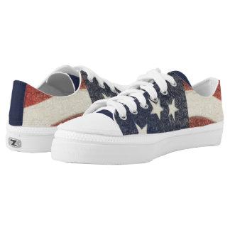 Alter Ruhm niedriges SpitzenZipz Niedrig-geschnittene Sneaker